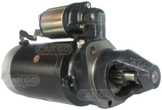 HC CARGO Démarreur 12 V, 3.0 kW, 10 dents-111755