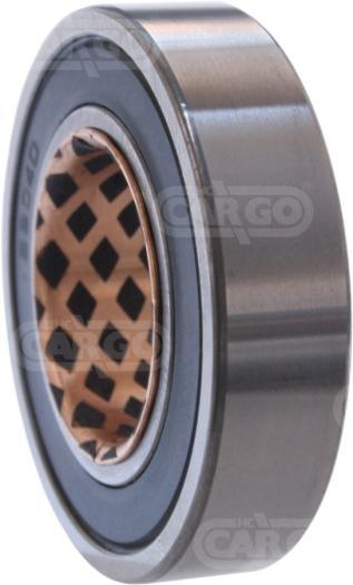 HC CARGO Roulement AV avec bague 19x37x9 mm-140412